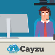 Cayzu Help desk - What is new in 2.2!