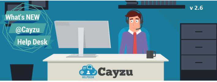 Cayzu Helpdesk v2.6