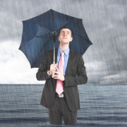 Let Cayzu help desk get you out of the rain