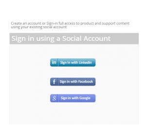 Social Media Help Desk log in