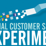 The Social Customer Service Experiment (Infographic)