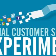 The Social Customer Service Experiment