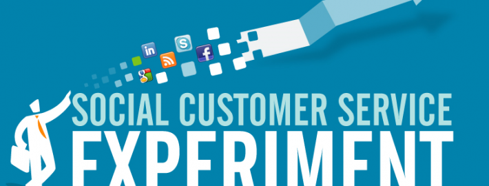 The Social Customer Service Experiment