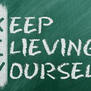 Believe in yourself Cayzu Help Desk