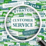 Customer Service Examined through a Magnifying glass